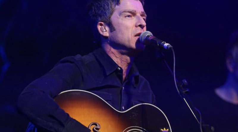 Noel Gallagher at Tackle4MCR, Manchester, 04/02/2019. Pic courtesy by Alicia Verrando
