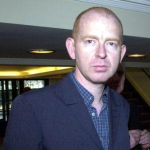 Alan McGee, boss della Creation.
