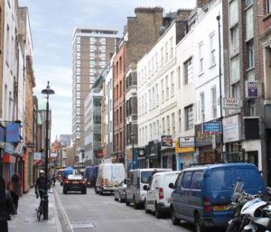 Berwick Street, Londra.