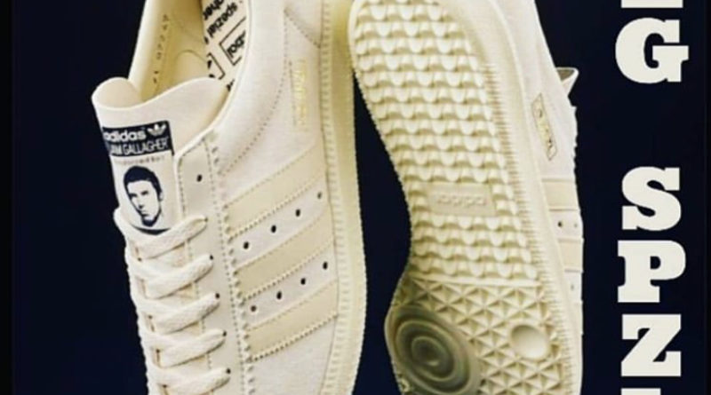 Liam Gallagher Denies Dissing Noel's Adidas Trainers Oasis