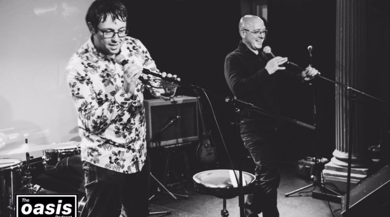 Oasis Podcast with Tony McCarroll