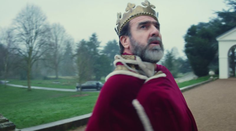 Eric Cantona on Once official video