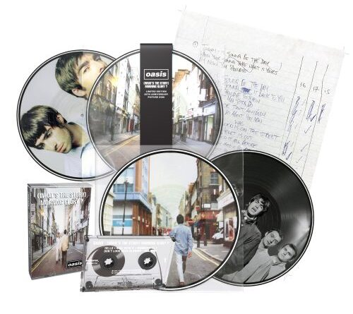 (What's The Story) Morning Glory 25th anniversary edition