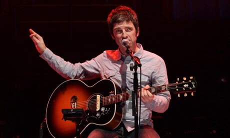 Noel Gallagher (Photograph: Yui Mok/PA)